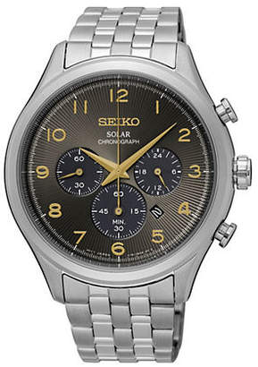 Seiko Mens Solar SSC563P9 Watch