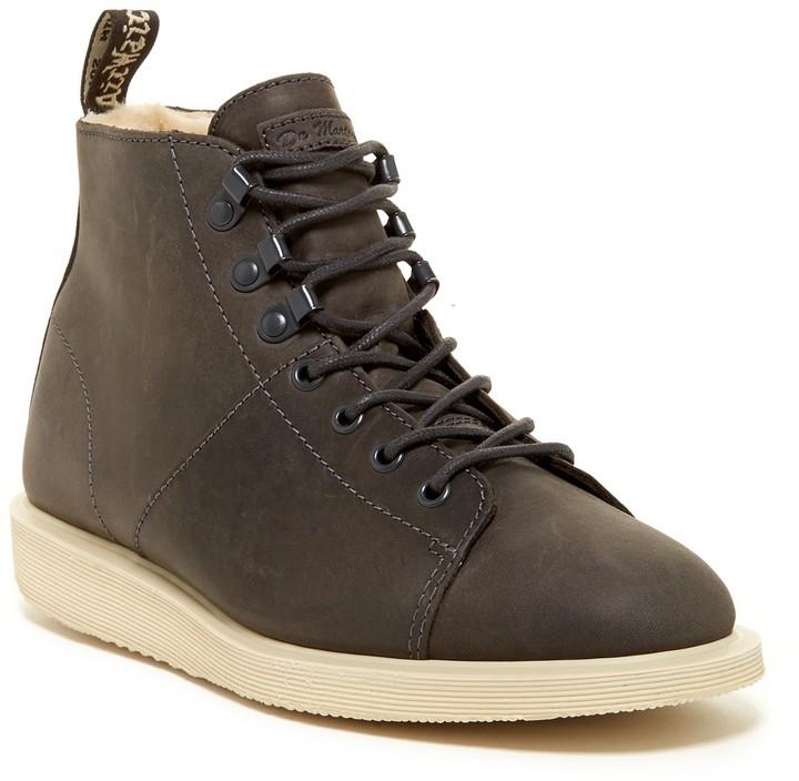Dr. MartensDr. Martens Les Faux Fur Lined Boot