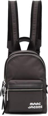 Marc Jacobs Grey Mini Backpack