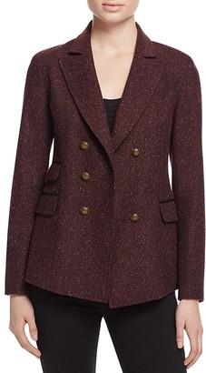 Rebecca Minkoff Nevins Tweed Jacket - 100% Bloomingdale's Exclusive $348 thestylecure.com