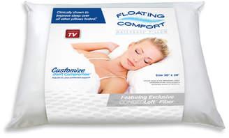 Mediflow Floating Comfort Polyfill Standard Pillow