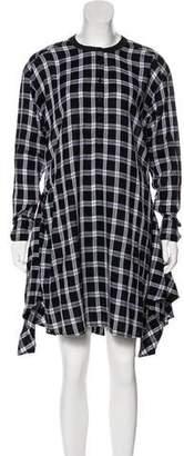 Rag & Bone Long Sleeve Shift Dress