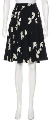 Marc by Marc Jacobs Knee-Length Pleated Skirt