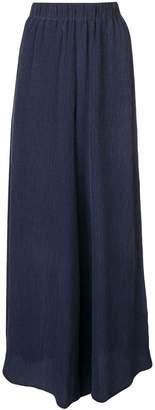 Diane von Furstenberg wide-leg flared trousers