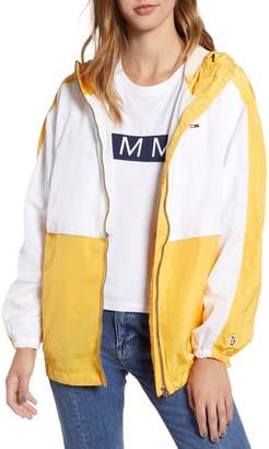 Tommy Jeans TJW Stripe Windbreaker Jacket
