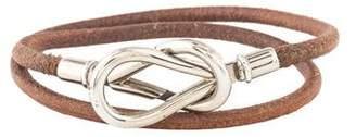 Hermes Atame Double Tour Bracelet