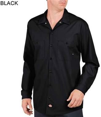 Dickies Men'S Industrial Long Sleeve Work Shirt (XL)