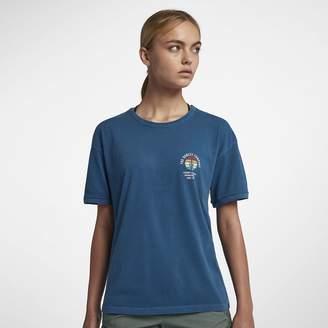 Hurley Desert Vibe Wash Ringer Women's T-Shirt