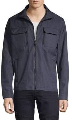 Michael Kors Classic Long-Sleeve Jacket