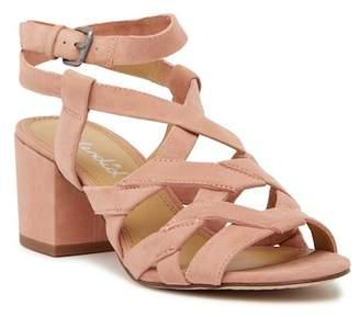 e116a012b4a4 Splendid Brown Block Heel Women s Sandals - ShopStyle