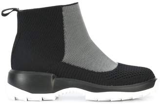Camper sneaker ankle boots