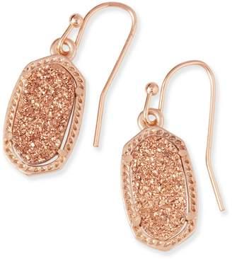 Kendra Scott Lee Drop Earrings in Rose Gold