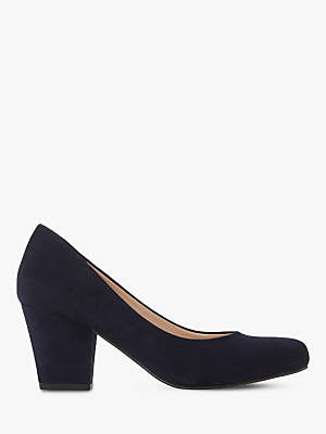 Dune Anthea Mid Heel Court Shoes