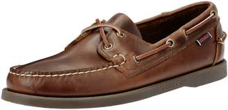 Sebago Men's Docksides Boat Shoe,Brown