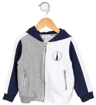 Kenzo Boys' Hooded Patch Sweatshirt
