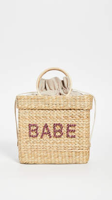 "Poolside Bags Lori ""Babe"" Rhinestone Tote Bag"
