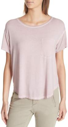 ATM Anthony Thomas Melillo Sun Bleached Pocket Tee