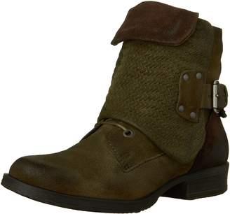 Miz Mooz Women's Tamika Boot with Buckle Accent