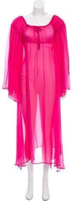 ATTICO Long Sleeve Midi Dress w/ Tags