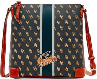 Dooney & Bourke MLB Orioles Zip Crossbody