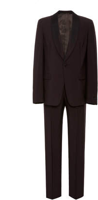 Prada Slim-Fit Mohair and Wool-Blend Tuxedo