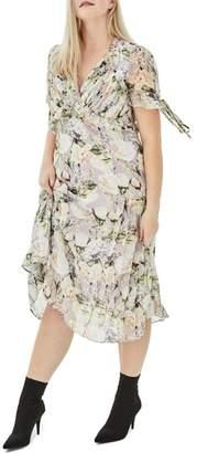 Sweet Pea ELVI The Floral Midi Dress