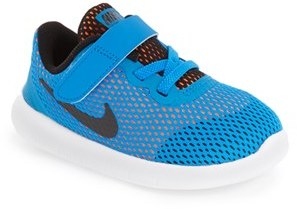 Nike 'Free RN' Sneaker (Baby, Walker & Toddler) $48 thestylecure.com
