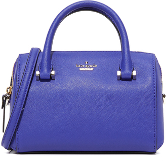 Kate Spade New York Lane Mini Satchel $228 thestylecure.com