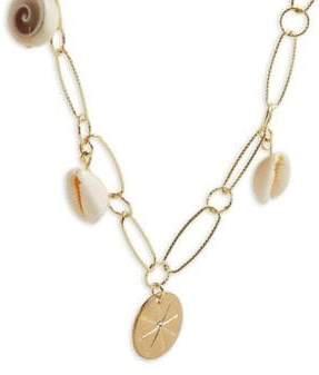 MANGO Sunset Collar Necklace