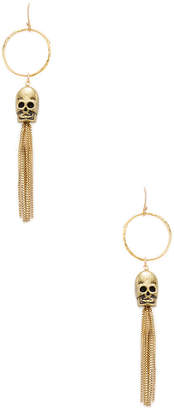 Vanessa Mooney The Zoe Drop Earrings