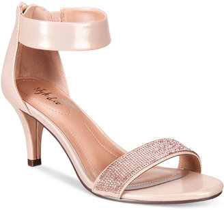 Style & Co. Phillys Two-Piece Evening Sandals, Only at Macy's $69.50 thestylecure.com