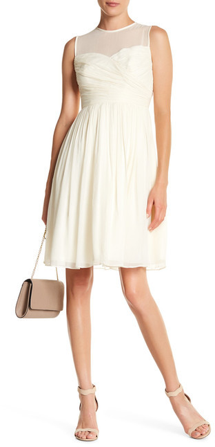 J. Crew Azelia Bridal Crinkle Dress