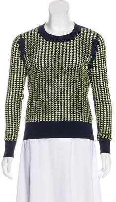 Jonathan Simkhai Bicolor Long Sleeve Top