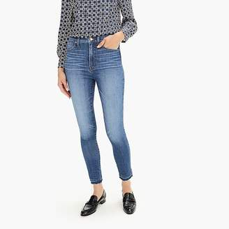 """10"""" Higher-Rise Toothpick Eco Jean With Let-Down Hem"""
