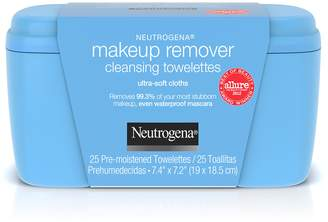 Neutrogena Makeup Remover Cleansing Towelettes, 25 Each