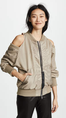 Daniel Patrick Cold Shoulder Bomber