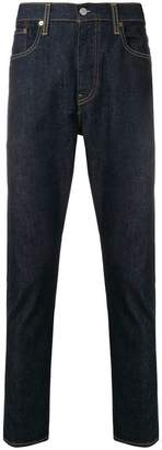 Levi's slim tapered jeans