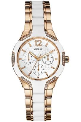 GUESS Ladies Center Stage Watch W0556L3