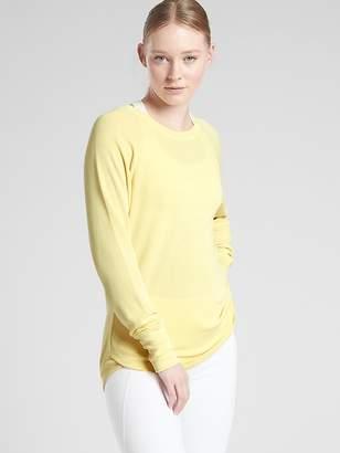 Athleta Serene Mindset Sweatshirt