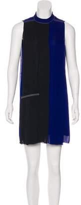Aquilano Rimondi Aquilano.Rimondi Pleat-Accented Mini Dress
