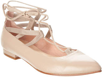 French Sole Ophelia Leather Flat