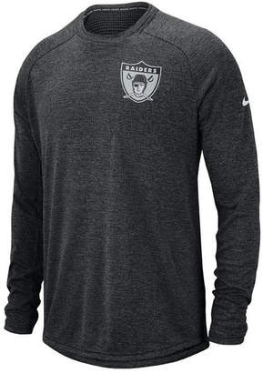 Nike Men's Oakland Raiders Stadium Long Sleeve T-Shirt