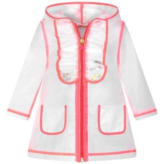 Billieblush BillieblushBaby Girls Transparent Raincoat