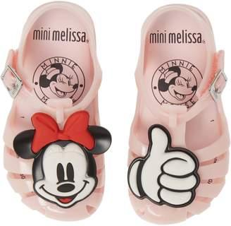 Mini Melissa Aranha + Mickey Fisherman Sandal