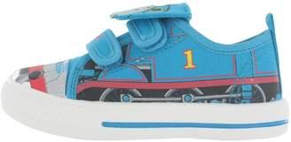 Thomas & Friends Boys Canvas Trainers Childrens Shoes UK Size 6