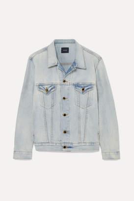 Khaite - Cate Oversized Denim Jacket - Blue