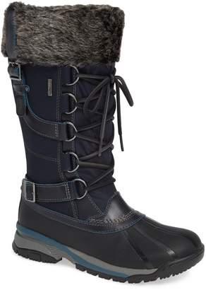 Jambu Wisconsin Faux Fur Trim Waterproof Boot