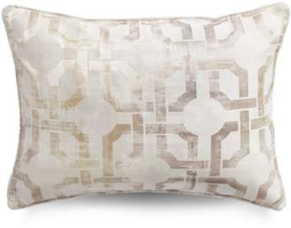 Hotel Collection Fresco Geo-Print Sham