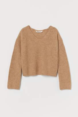 H&M Knit Sweater - Beige