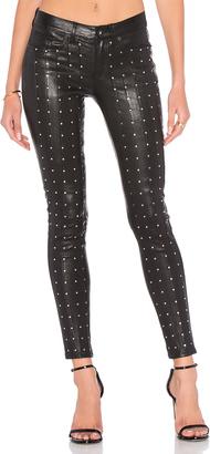 rag & bone/JEAN Hyde Leather Pant $1,295 thestylecure.com